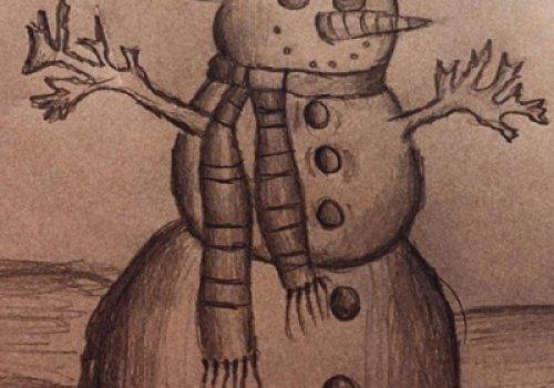 Virtuali darbų paroda ,,Kalėdų belaukiant