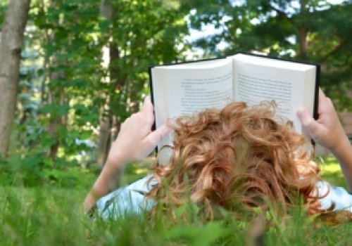 Summer Reading. Rekomenduoja šeštokai