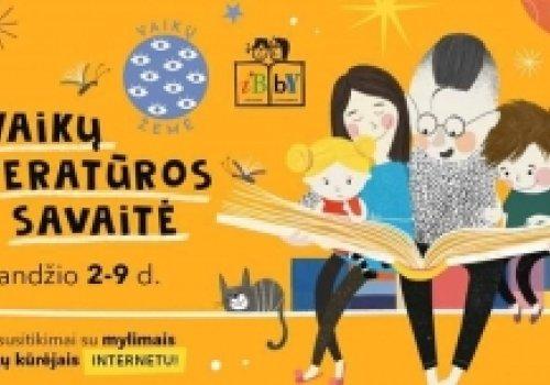 Vaikų literatūros savaitė
