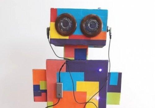"Projektas ""Robotukas"""