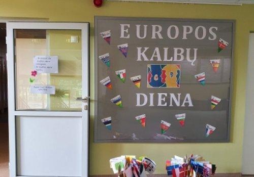 Paminėta Europos kalbų diena