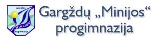 """Gargždų """"Minijos"""" progimnazija"""